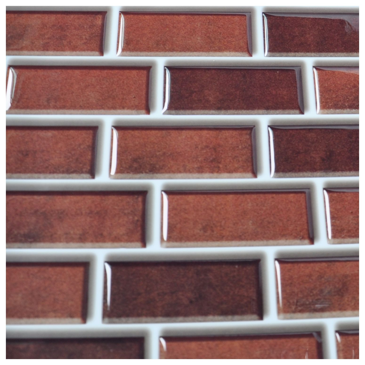 peel and stick brick backsplash tiles interior ideas pinterest