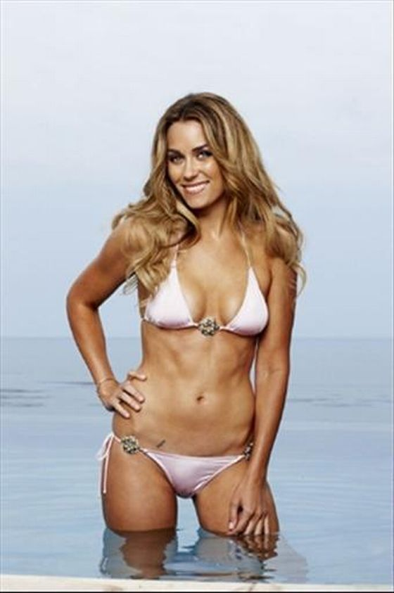 Lauren conrad bikini pictures #15