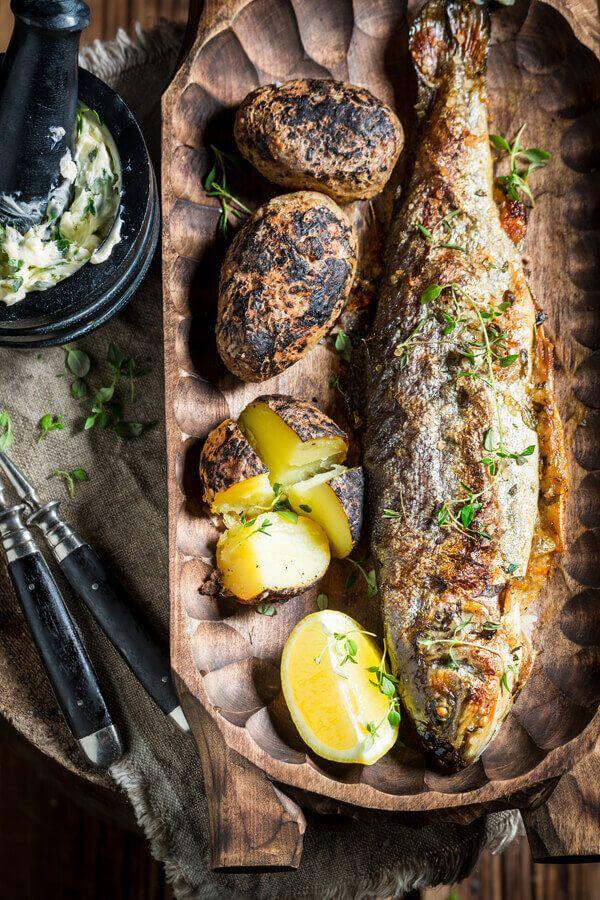 Fresh Fish Recipes Baked