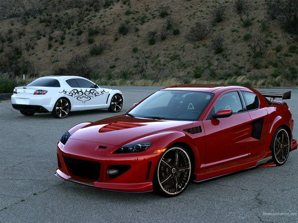 mazda rx8 modified red. mazda rx8 tracymazda modified red