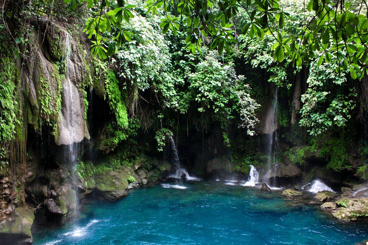Introducirse en el Puente de Dios es conocer las entrañas de la Huasteca Potosina.