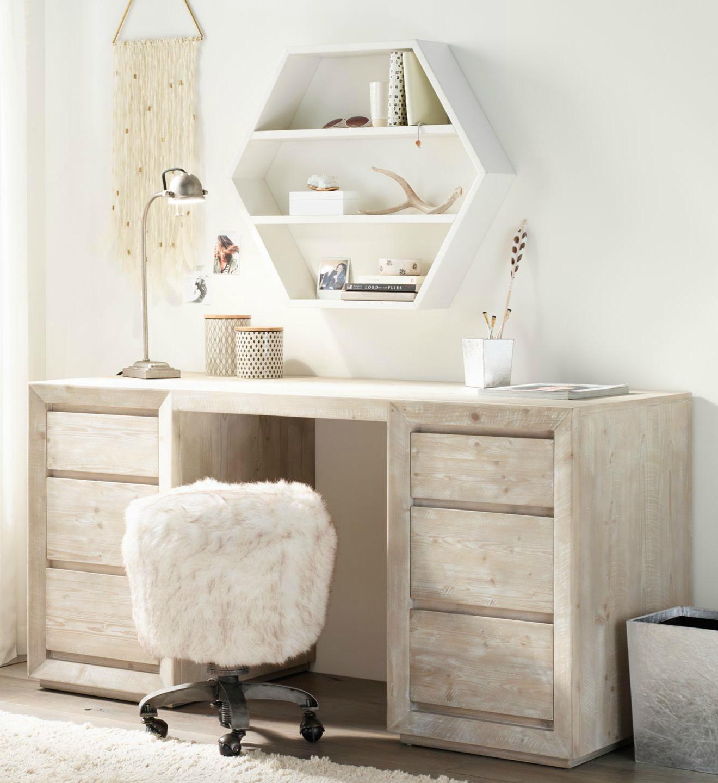 Desk For Girls Room, Girl Desk, Desk