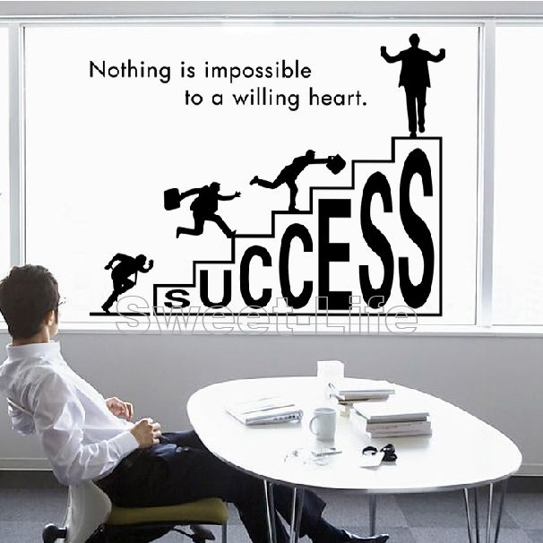 Company Culture Success Wall Stickers For Office New Fashion Quotes Sticker Rules Vinyl Decals Quot
