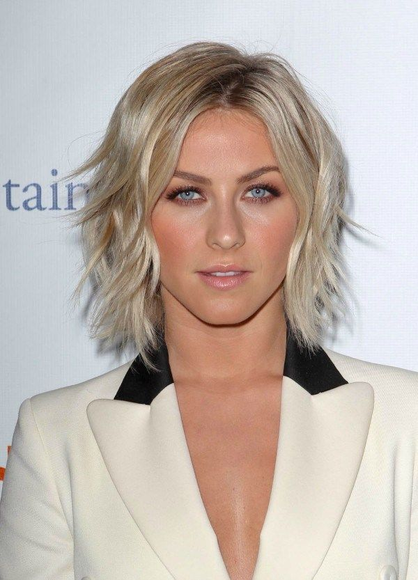 31 Gorgeous Makeup Looks To Copy In January: 31 Gorgeous Photos Of Julianne Hough's Hair