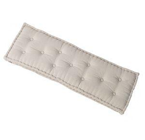 matelas ou coussin pour banc en coton beige jardin d 39 ulysse amenagement atelier pinterest. Black Bedroom Furniture Sets. Home Design Ideas