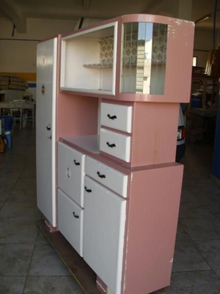 Arredamento Cucina Anni 60