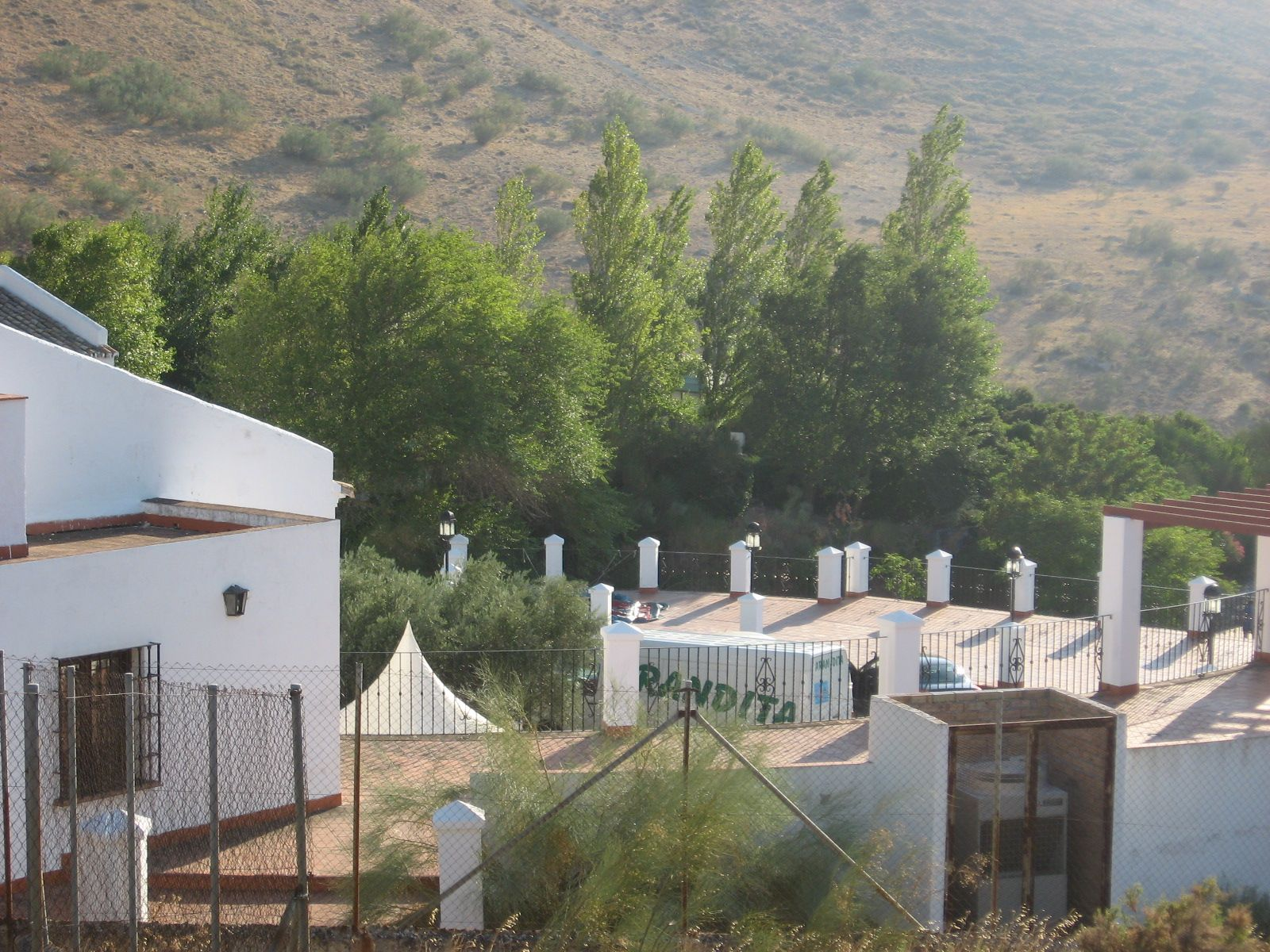 Edificios de servicios camping