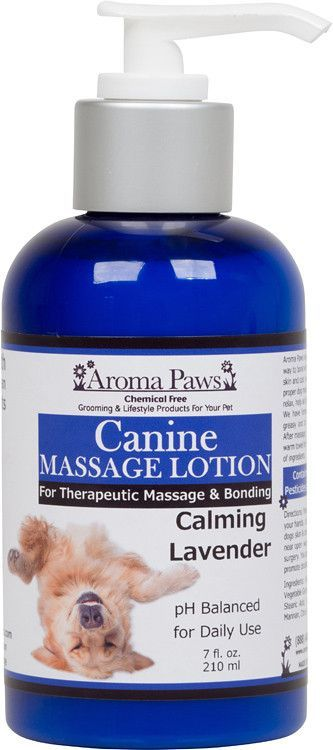Aroma Paws Vegan Dog Spa Massage Lotion Is A Great Way To Bond