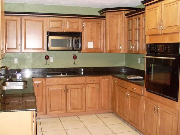 Painting Your Kitchen Cabinets Is No Small Undertaking That's Why