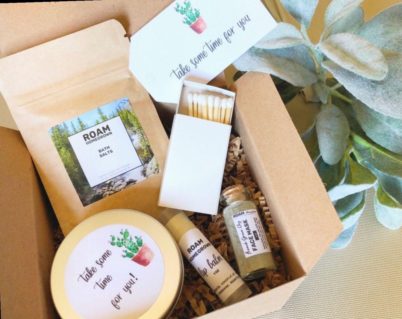 Gift Packaging Box Friends amigurumi bonekarajut