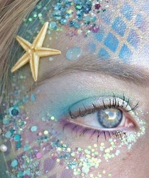 Create your own Mermaid Costume for Halloween Find images accessories and makeup tutorials for