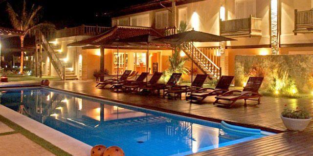 Rasa Marina Hotel, Buzios. Luxury Boutique Hotel in Buzios, Brazil
