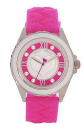 hot pink watch