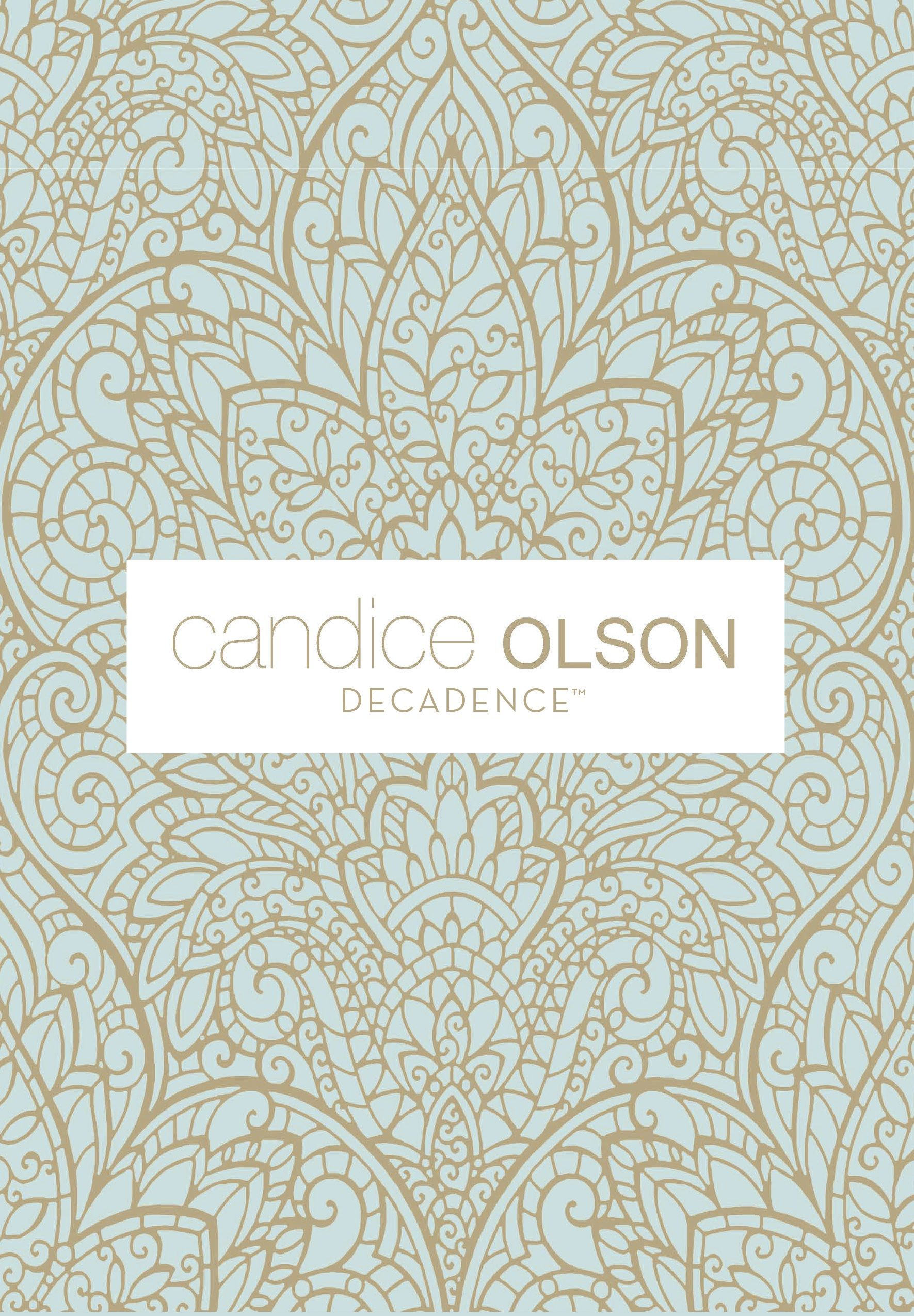 My New Candice Olson Wallpaper Book Decadence Is Full Of Lovely Wall Coverings That Interior Design Candice Olson Candice Olson Wallpaper Powder Room Wallpaper