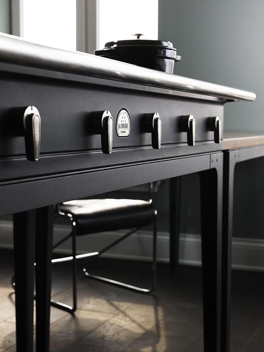 La Cornue Küche | Ingenious La Cornue W Reinterprets Classic Design For The Modern