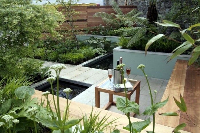 Wie wirkt ein schöner Garten? Hier sind 50 Beispiele! Pinterest - schoner garten mit wenig geld