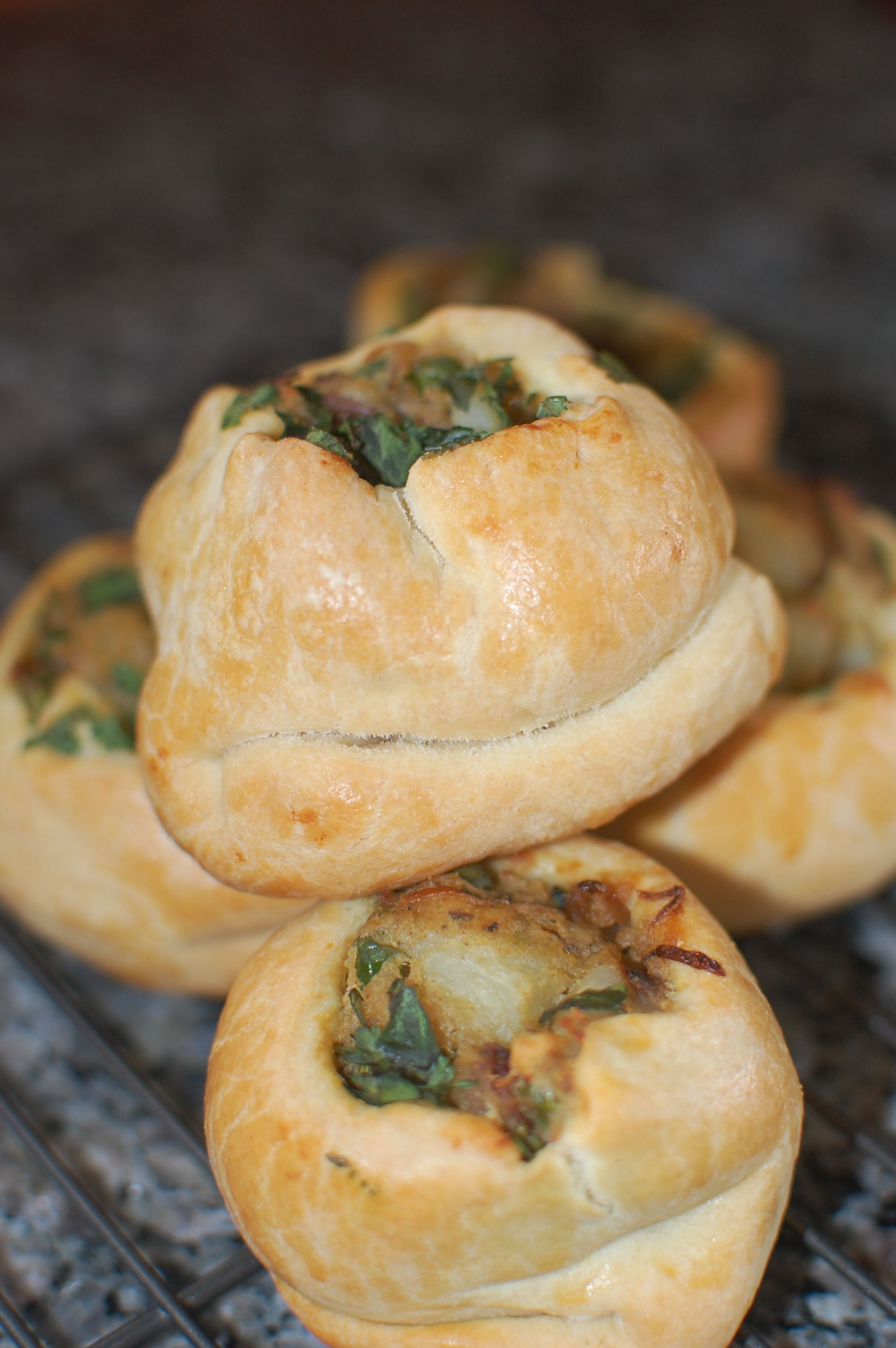 Samosa Knish For The Indian In Me With Images Knish Recipe