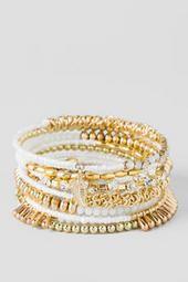 Cassandra Stack Bracelet