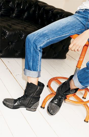 c7a074752d5 Steve Madden 'Tarnney' Boot   Nordstrom   Shoes obsessed!   Studded ...