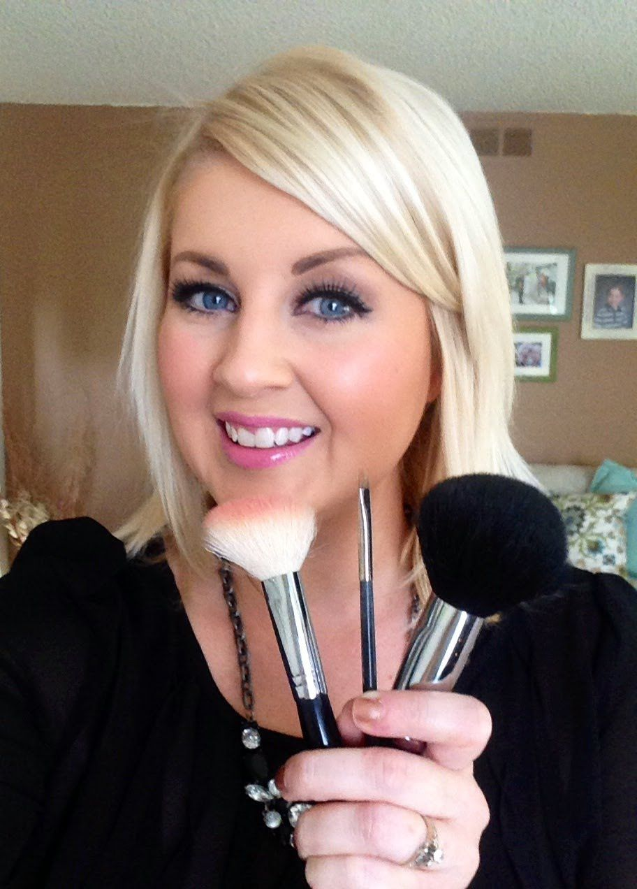 What brushes do you really need for a good, basic makeup