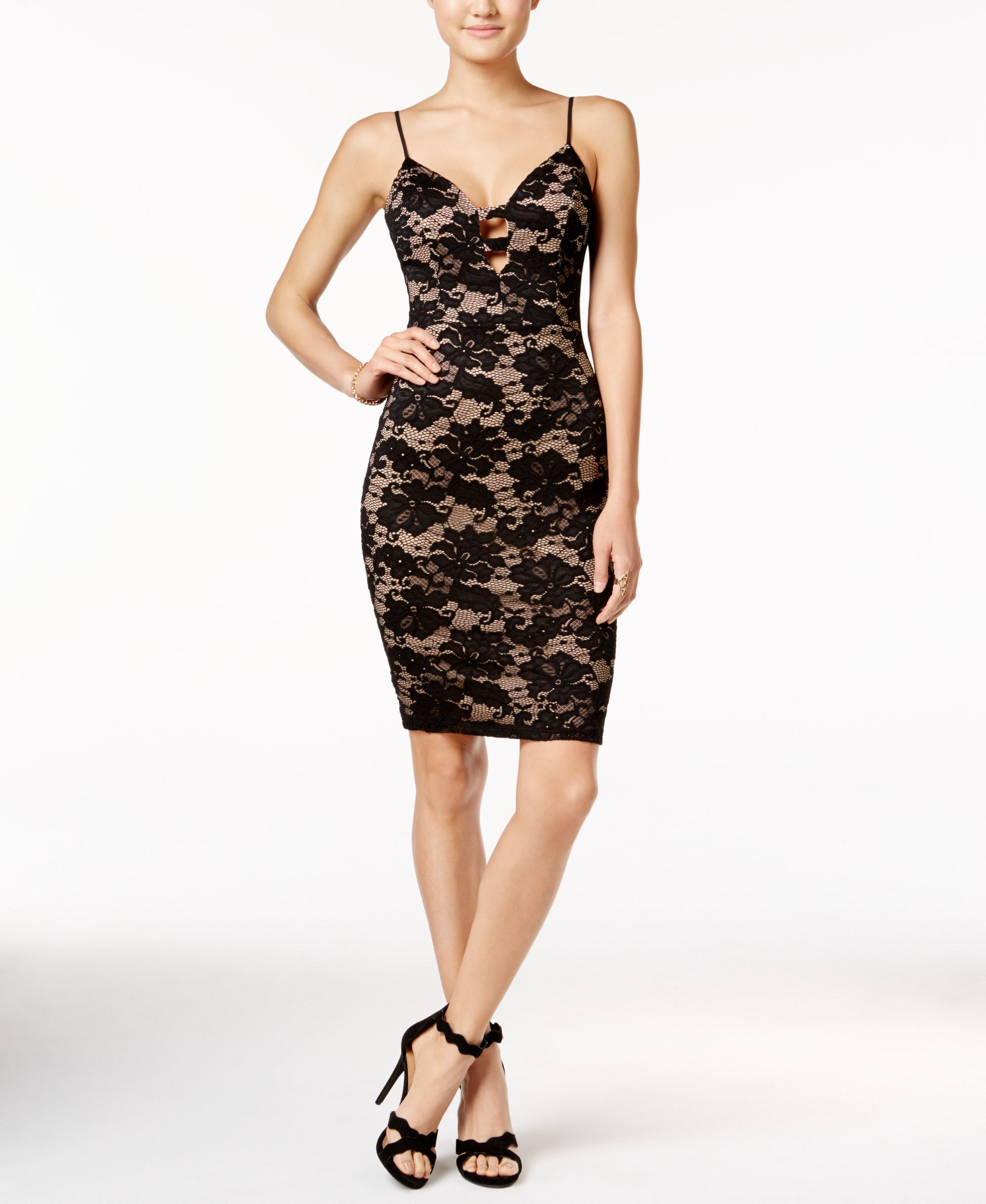 B darlin juniorsu lace bodycon dress products pinterest products