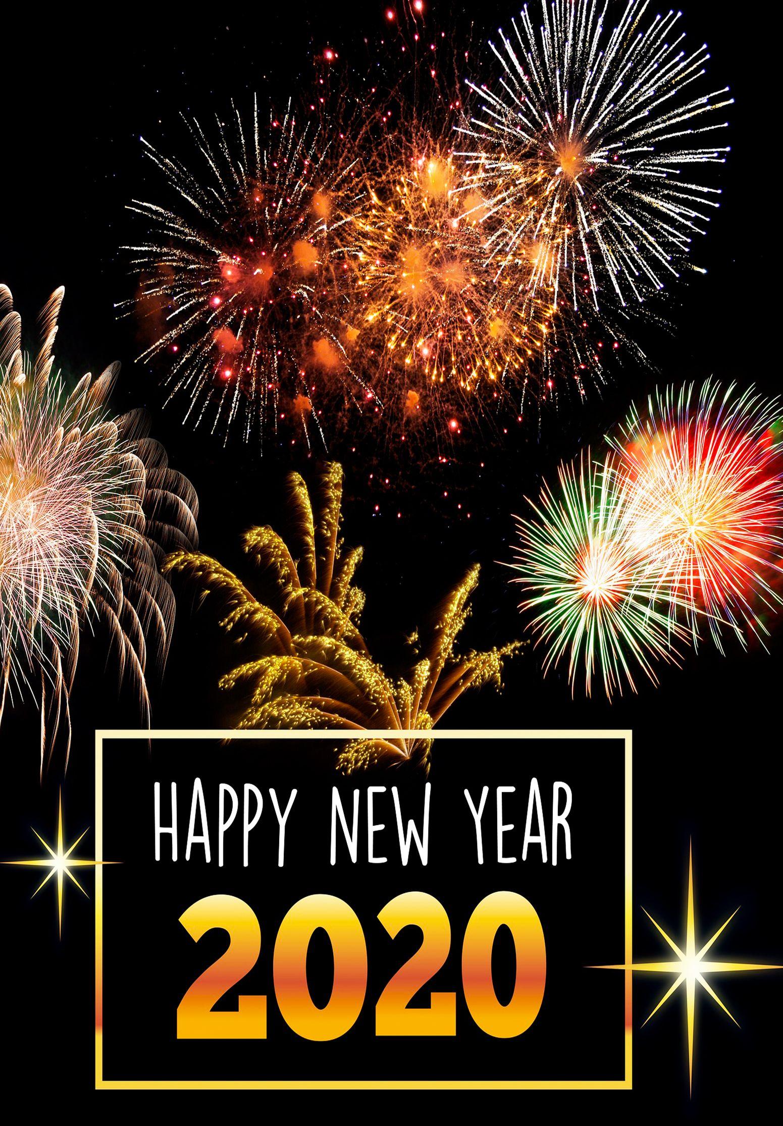Frohes neues Jahr #happynewyear2020wishes