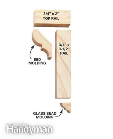 How To Install A Chair Rail Chair Rail Chair Rail Molding Trim Carpentry