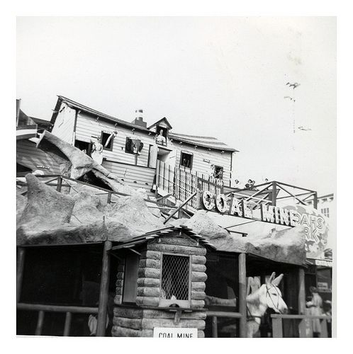 Old Orchard Beach July 1955