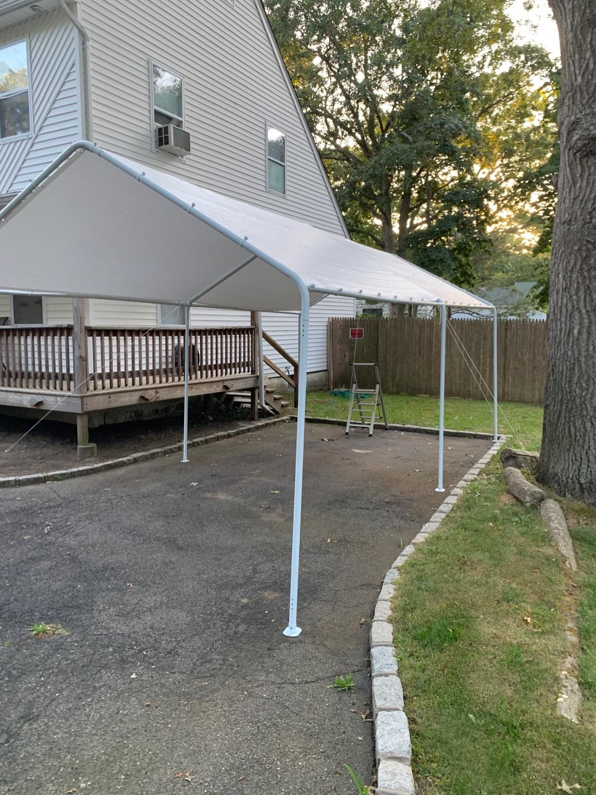 Pin On 50 Portable Carport Mobile Garage