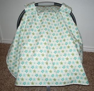 Easiest Tutorial: Carseat Canopy