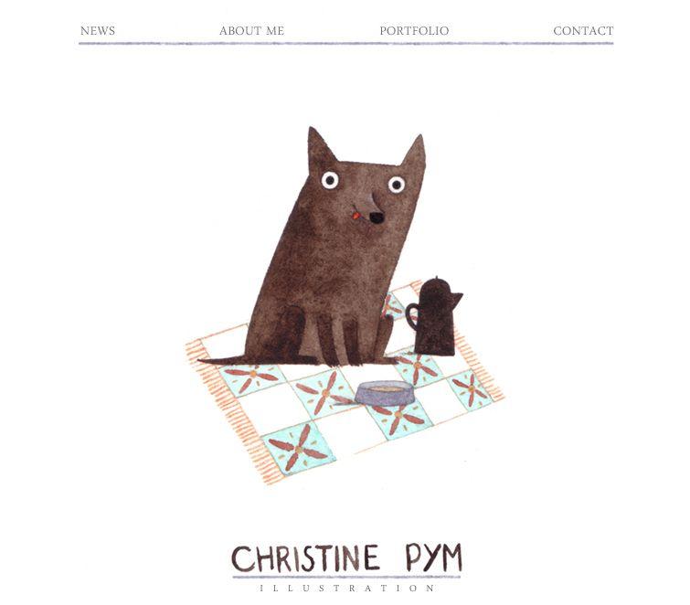 Christine Pym