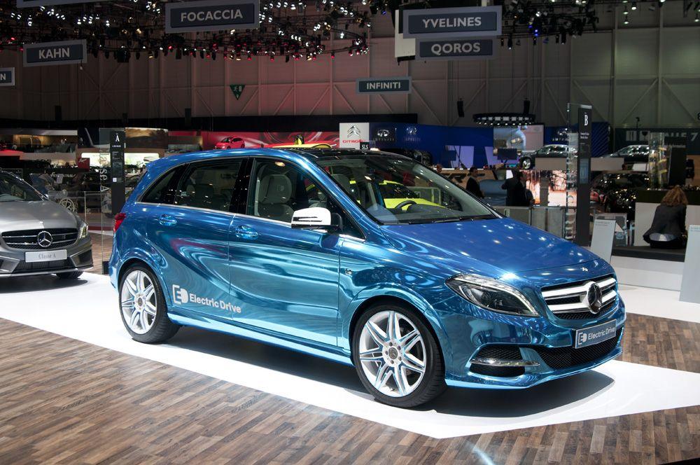 Mercedes-Benz A-Klasse electric drive