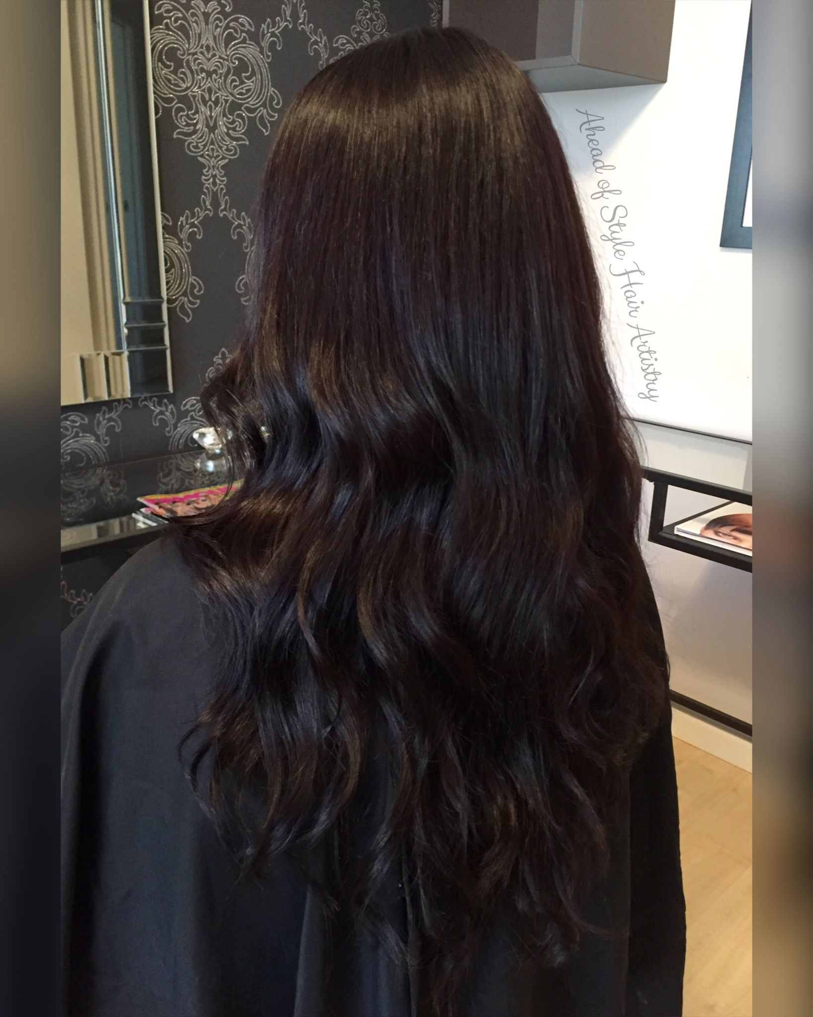 Hair Goals Amazing Length And Thickness Achieved With Red Carpet