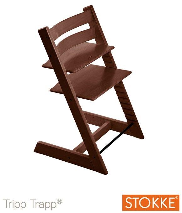 Stokke Tripp Trapp Noyer 150 Chaise Stokke Chaises Classiques Et Chaise Bebe
