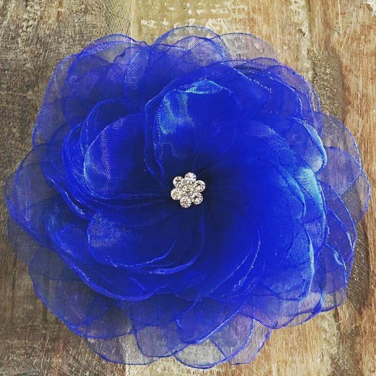 Fabric Flower 10 $USD Instagram-Artfabricflowers YouTube  channel - Artfabricflowers by Aleymy