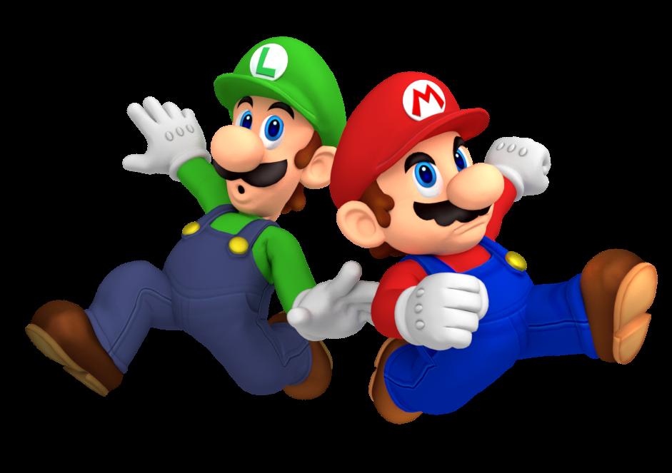 Mario And Luigi Superstar Saga Boxart Pose Render By Https Nintega Dario Deviantart Com On Deviantart Mario And Luigi Mario Super Mario Bros