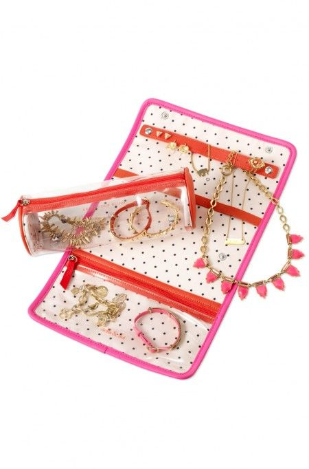 Bring your bling and roll with it with Stella Dots Hot Pink