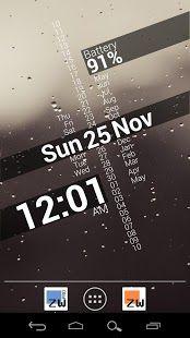 26++ Zooper widgets info