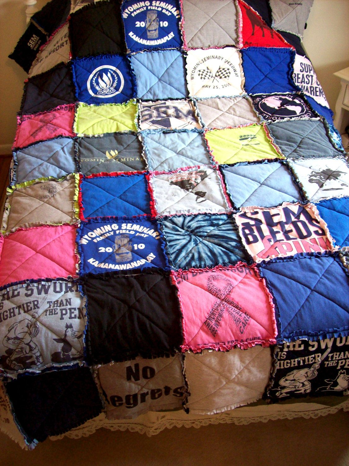 I Want To Do This With All Of My T Shirts And Sweatshirts