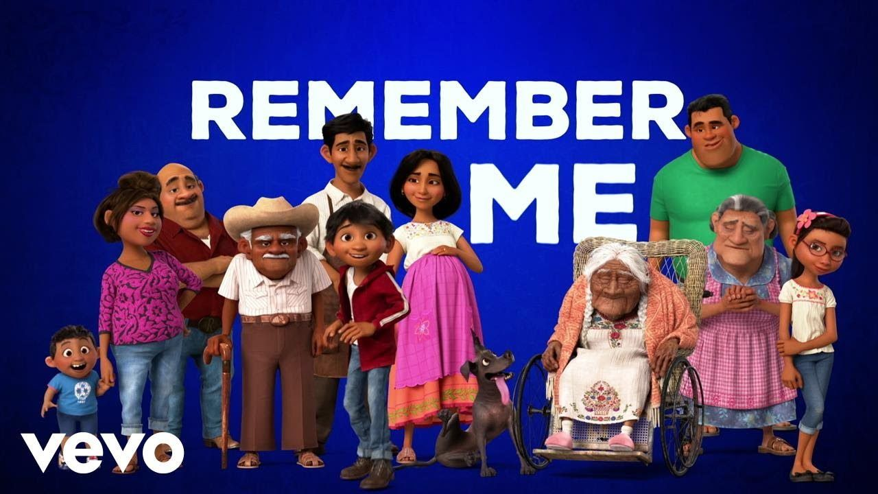 Coco Día de los Muertos themed Disney movie (Bilingual