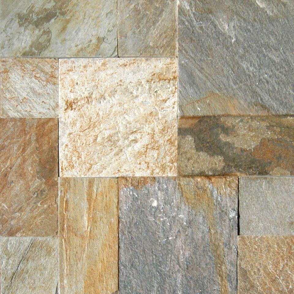 Golden White Quartzite Tile Slabs