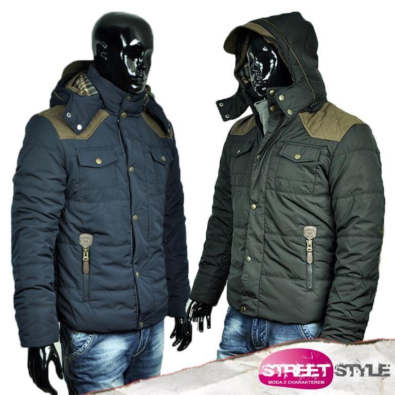 Kurtka Extreme Zima Ex 10 Meska Laty Rozm L 4734251543 Oficjalne Archiwum Allegro Winter Jackets Jackets Winter