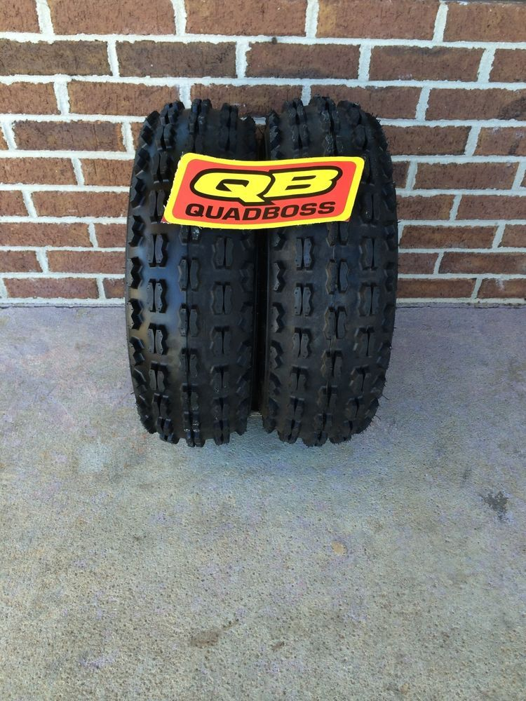 Details about TWO 22x710 NEW ATV TIRES (PAIR) HONDA TRX