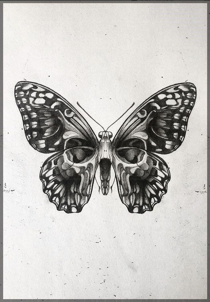 Pin En Tatuajes De Mariposas