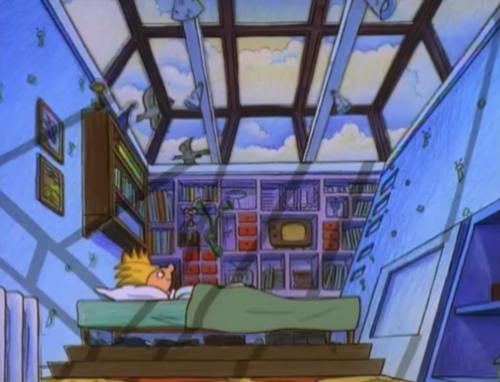hey arnold's bedroom | Tumblr | Hey arnold, Memes, Funny memes