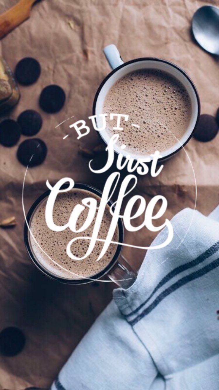 Today i juz need a cup of coffee mood swings caf - Cute coffee wallpaper ...