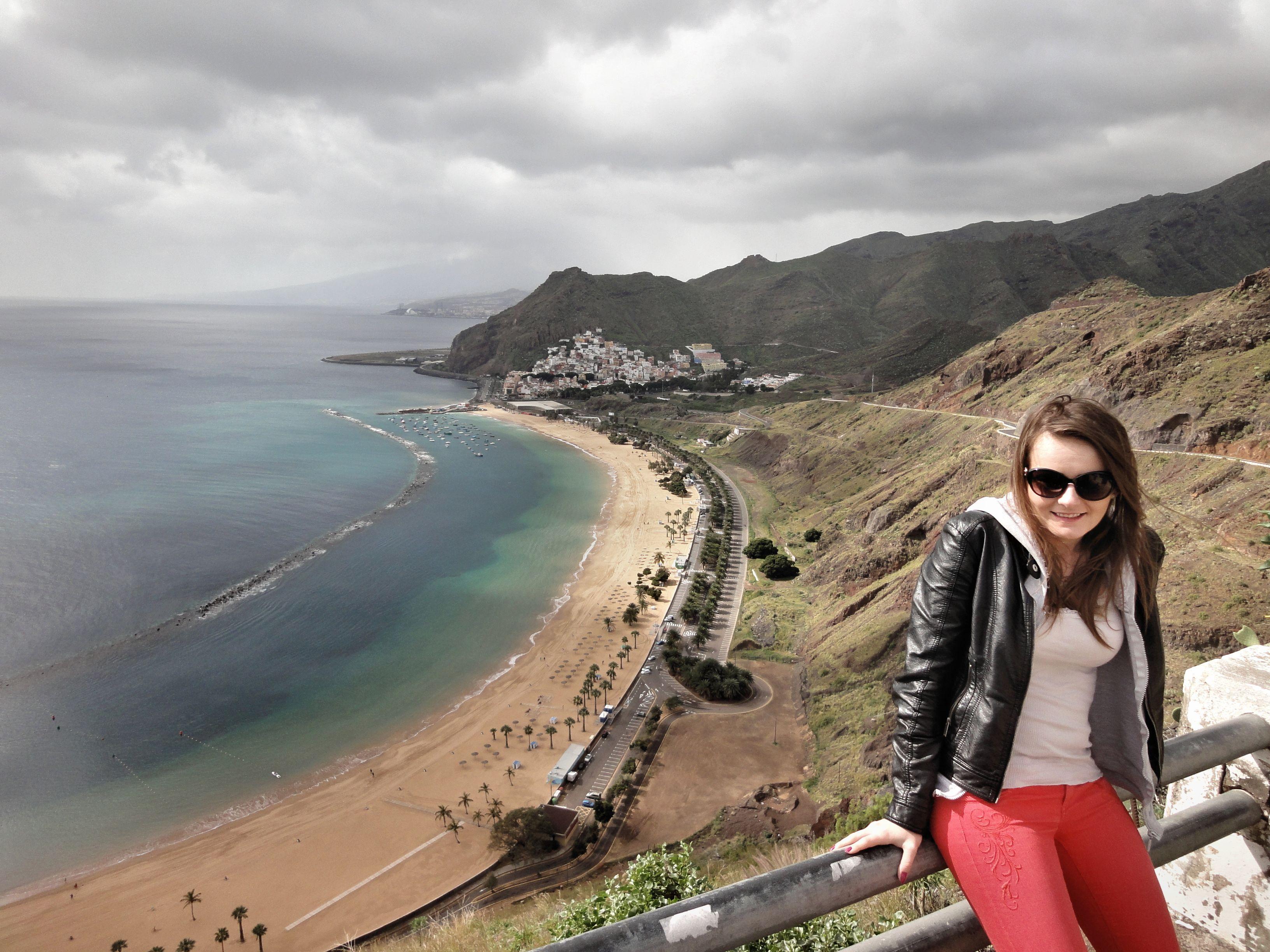 Playa De Las Teresitas Tenerife Beach The Incredibles