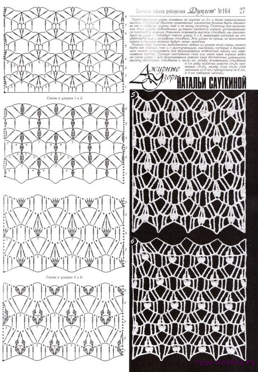 Дуплет 164 | Crochet curtains | Pinterest | Croché, Ganchillo y ...