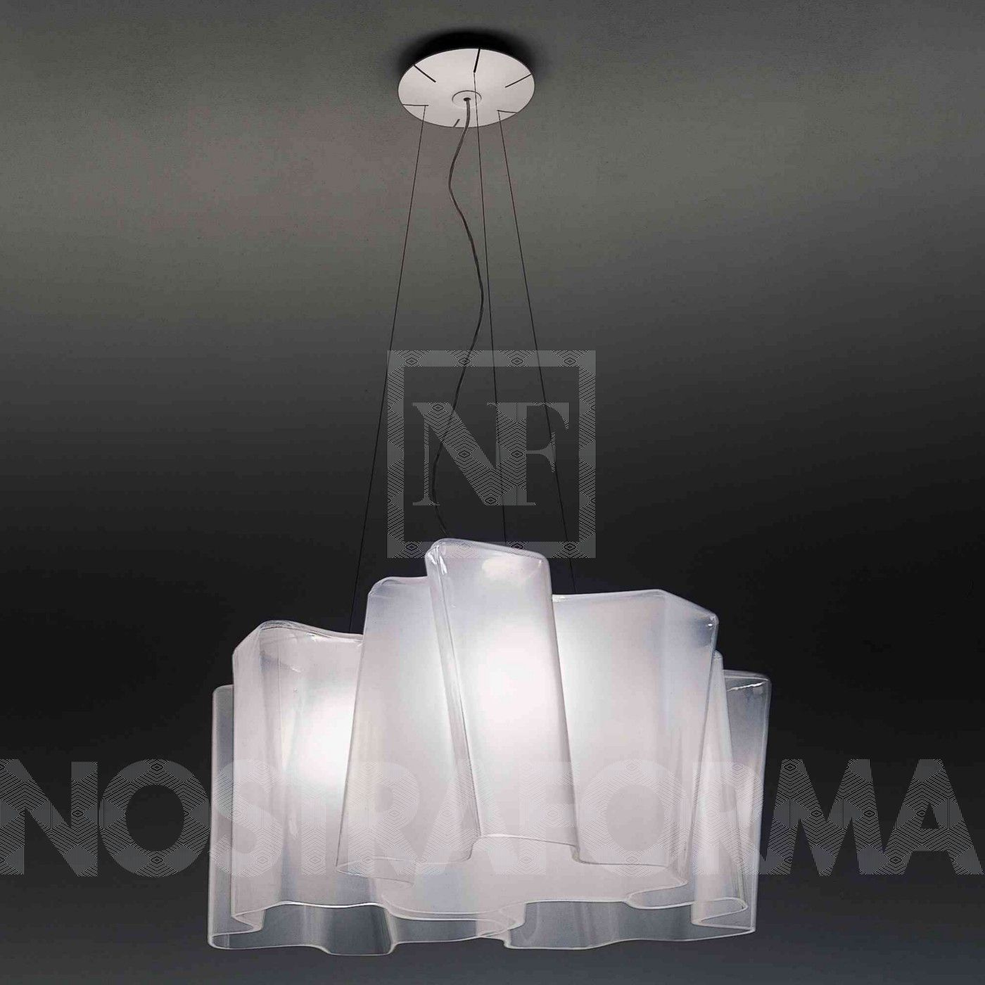 I can never go past Artemide for lighting!  Artemide Logico Sospensione 3 x 120° suspension lamp » modern and contemporary lighting fixtures, chandeliers & furniture » NOSTRAFORMA.