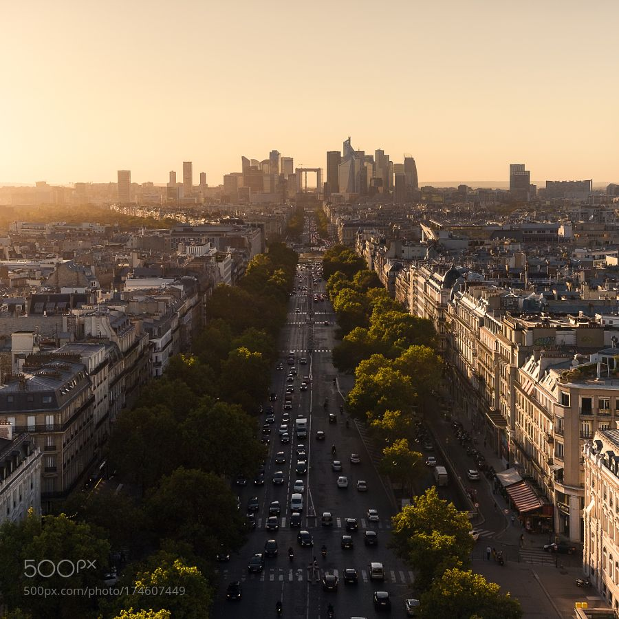 The Axis By JulienFolcher